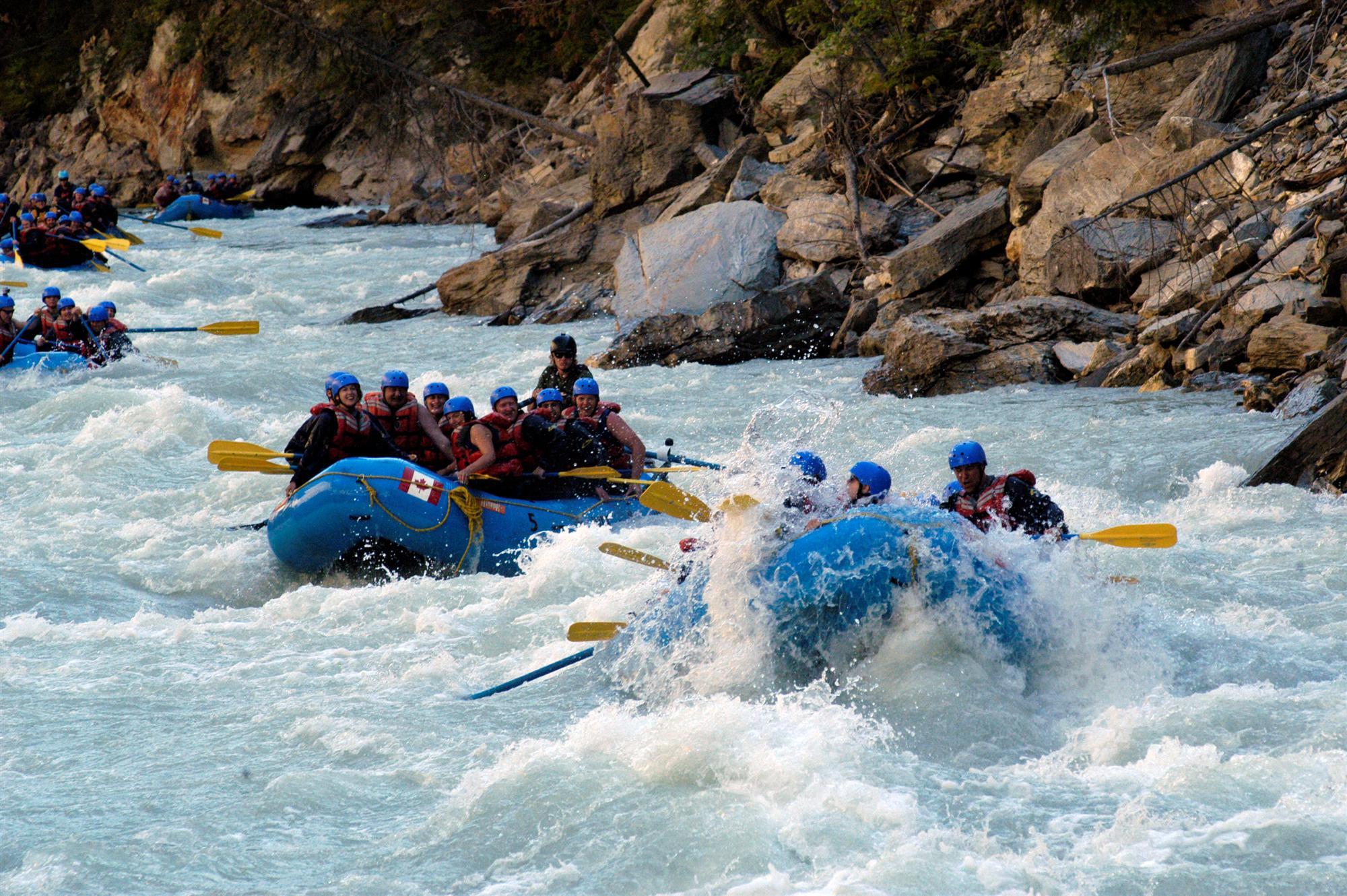 raft kicking horse golden bc